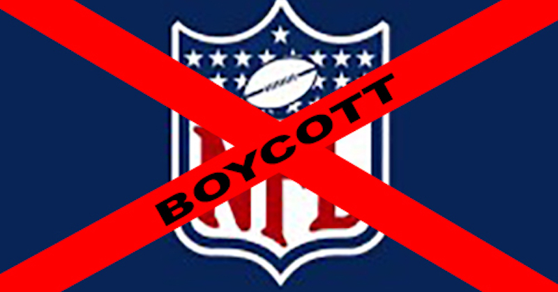 Second Use Seattle >> #BoycottNFL Gains Steam As Entire TEAMS Disrespect US