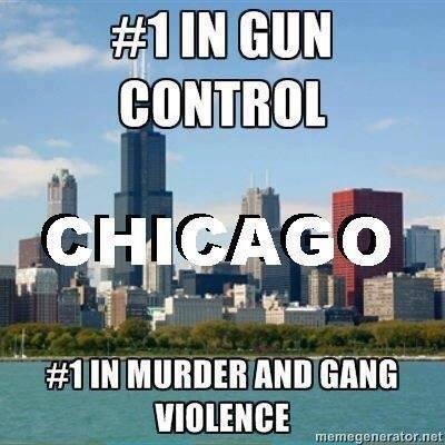 Liberal Gun Control Arguments Crushed By a Single Meme
