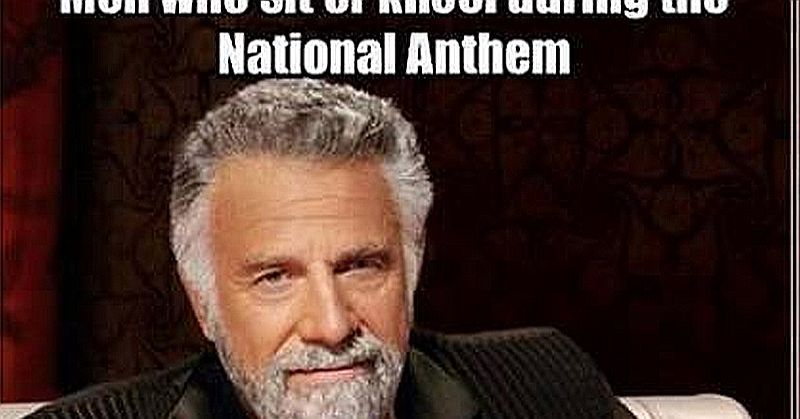 men kneel during anthem 8x4 the hard truth about men who kneel during the national anthem