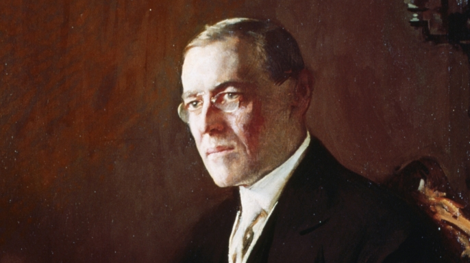 "essay on president woodrow wilson President woodrow wilson regarded himself as the personal representative of the people ""no one but the president,"" he said, ""seems to be expected to look out for the general interests of the country""(internet 1."