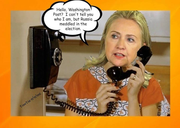 HillaryCall hilarious meme captures hillary's sore loser desperation