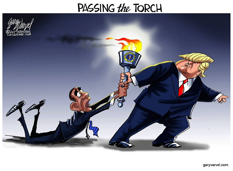 passing-torch