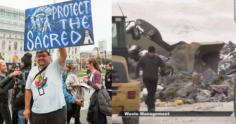 standingrockprotestgarbage2