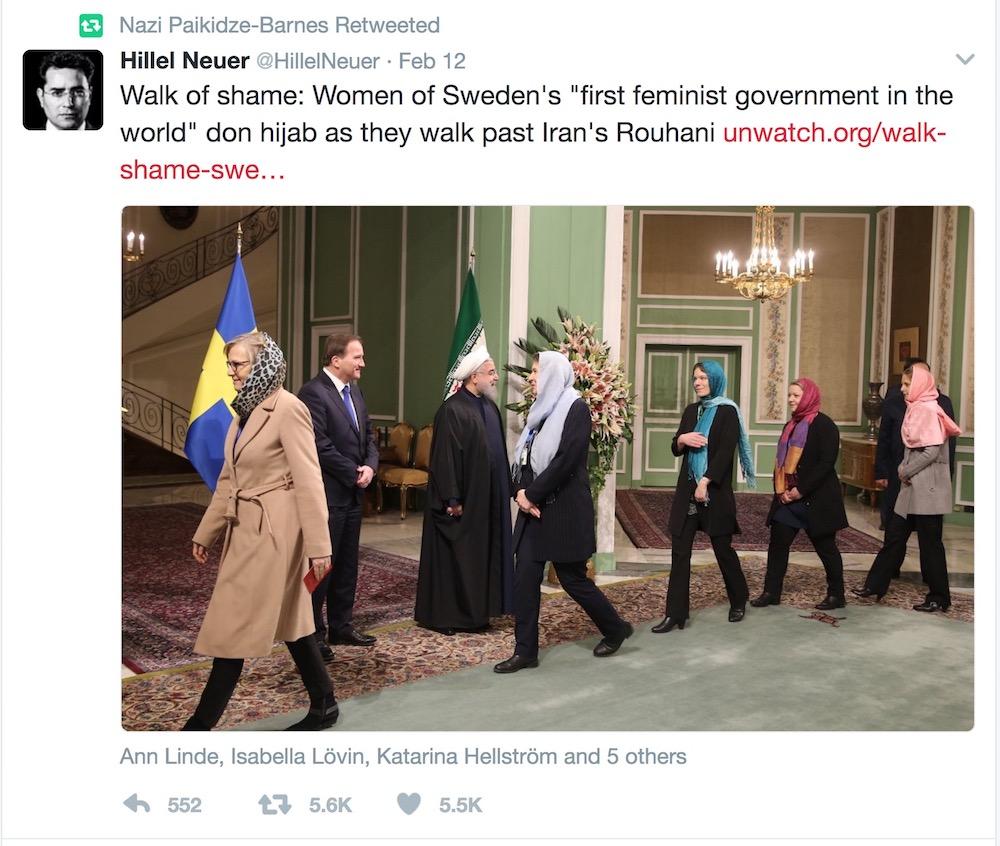 swedeniran