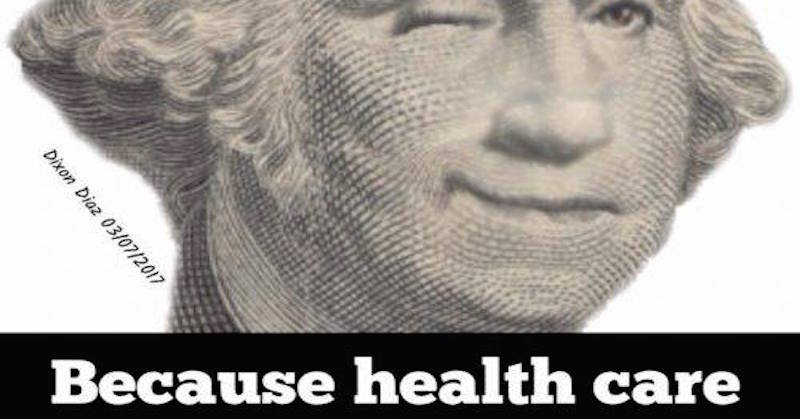 Health Care Is Not a Right