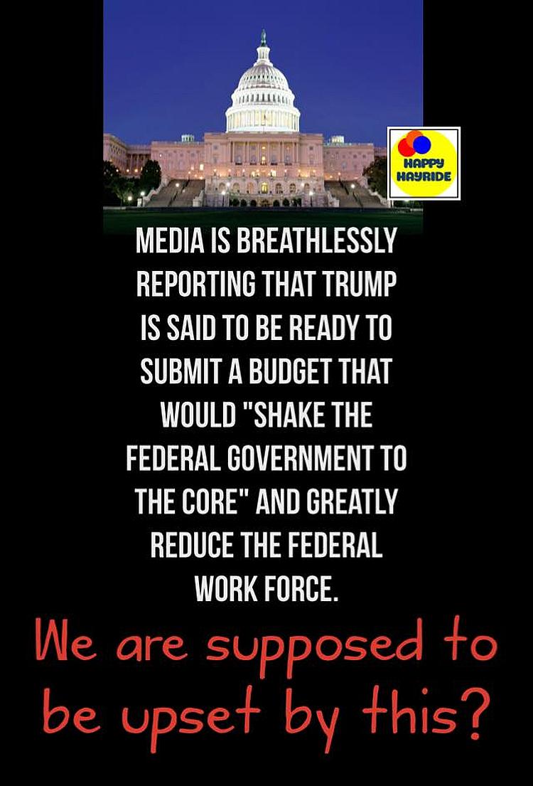 budget cuts pathetic