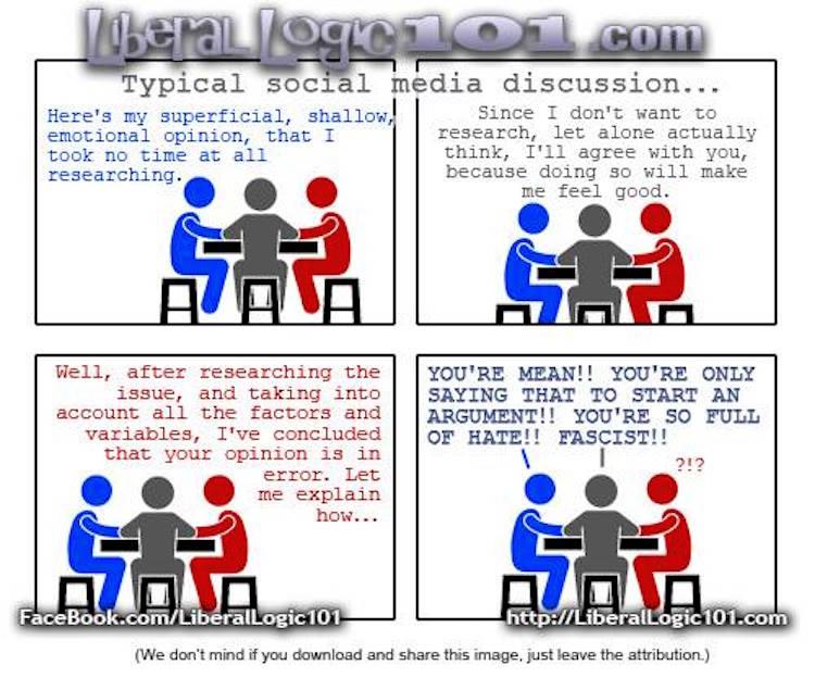 Social media argumentative essay