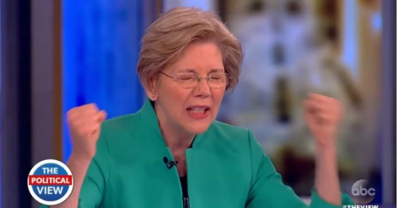 Trump Just Forced Elizabeth Warren To Kill Her 2020 Presidential Dreams
