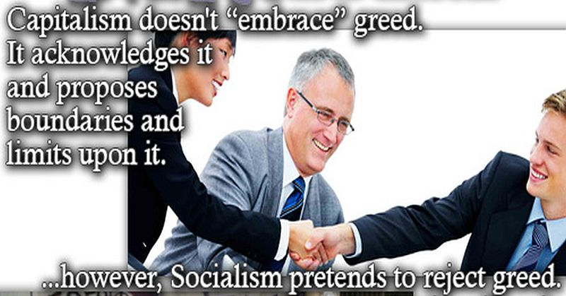 greed of capitalists essay Greed is a selfish desire for more  here you can hire an independent writer/researcher to custom write you an authentic essay to your  most capitalists like.