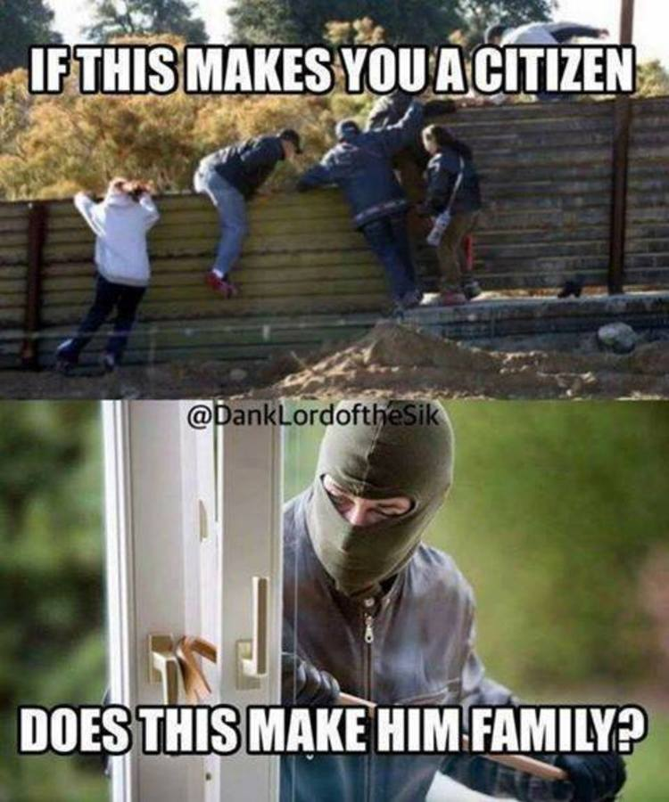 Pro-Illegal Immigration Liberals Need To Answer THIS Question
