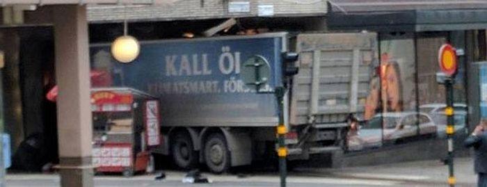 stockholm truck