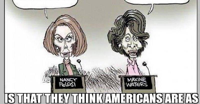 Cartoon IDs the REAL Problem With Arrogant Democrats