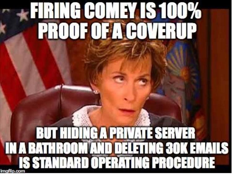 hypocrisy coverups