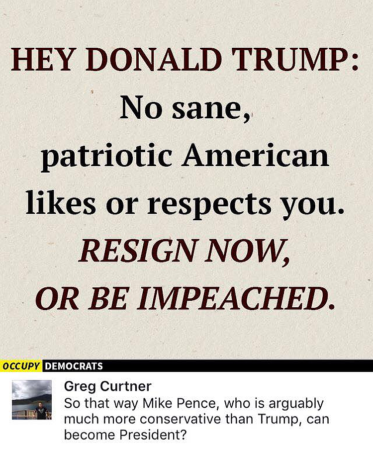 trump then pence
