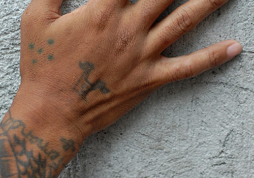 Gang With Three Dots On Hand: 11 Gang Tattoos You MUST KNOW To Protect Your Family [Photos]