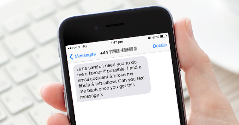 How To Read Texts From Another Iphone