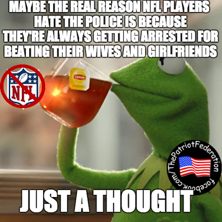 22046530_1978907658994420_3765843505823310225_n_480 1 meme reveals the real reason nfl players hate the police