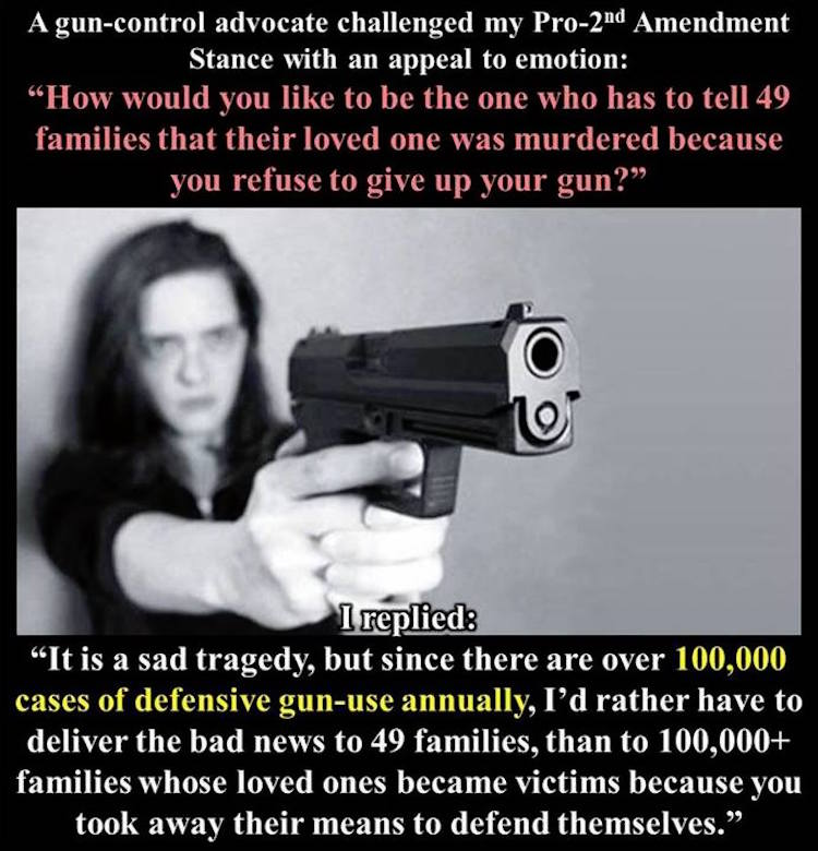 HARD TRUTH About Why Gun Control Is The DUMBEST IDEA Ever