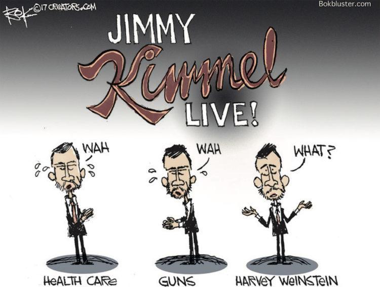 Jimmy Kimmel, #TeamKJ, #KevinJackson