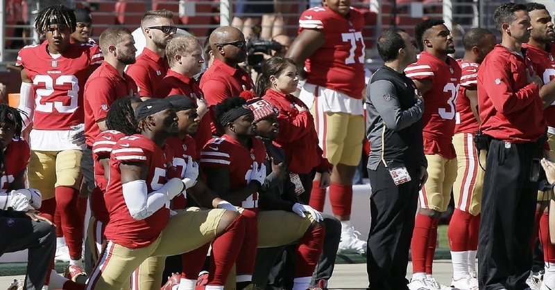 Trump: 'No Leadership In NFL' After More Players Kneel