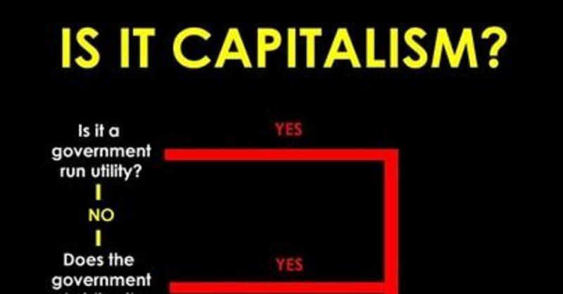 is capitalism fair Definition of laissez-faire economics: one of the guiding principles of capitalism.