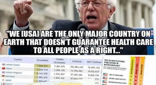 Truth About Healthcare In The USA Bernie Will NEVER Tell You