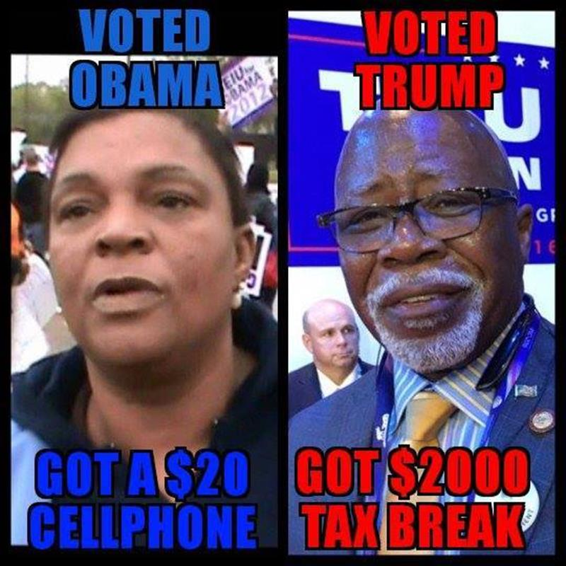 Trump Taxes On Solar: What You Get Voting For Obama Vs Voting For Trump