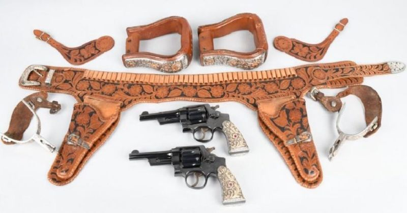 John Wayne's Collection of Historic Firearms is Up For Sale
