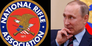 Hysterical Democrats Now Claim Russians Used NRA to Help Trump