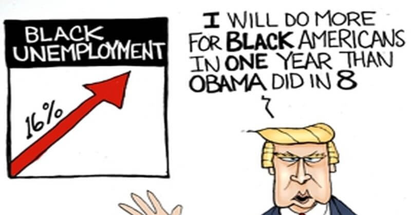 QUIZ: Who Has Done More For Black Americans, Obama or Trump?