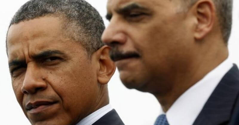 Happening Now: The Obama / Holder / Soros Counter-Offensive
