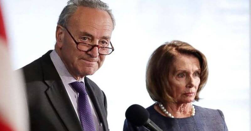 The Funniest Anti-Nancy Pelosi / Chuck Schumer Joke of The Year