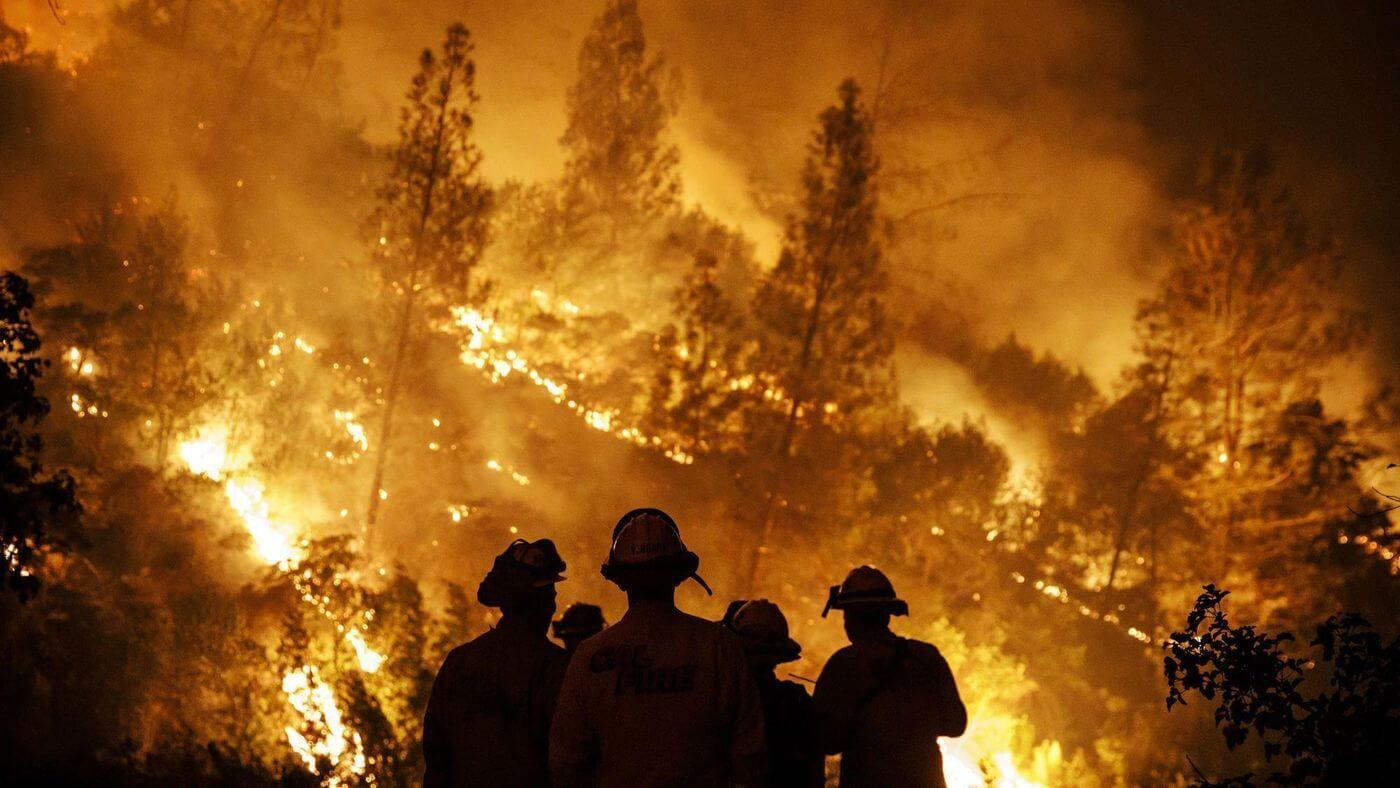 Scientist Calls Out Media 'Misinformation' On Climate Change and Wildfires