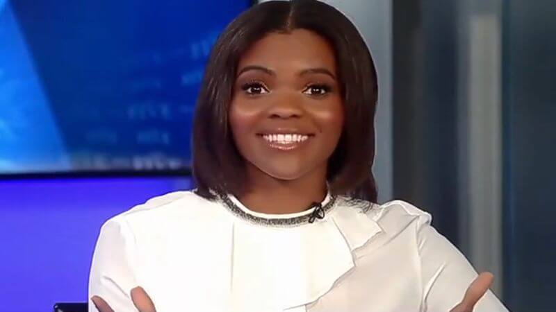 Candace Owens Image: Candace Owens After Assault: It's Tough Being A Black