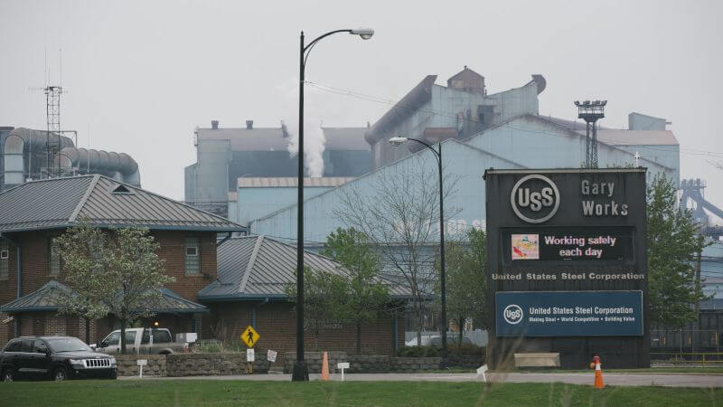 U.S. Steel Invests $750 Million in Iconic IN Plant as a Result of Trump Tariffs