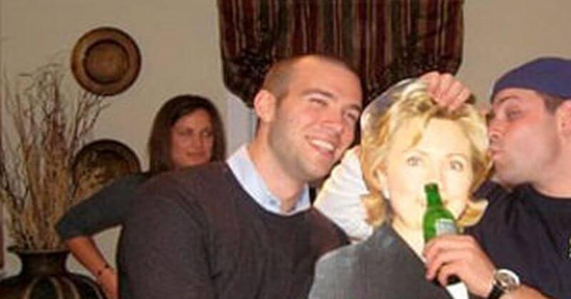 Flashback:Obama Speechwriter Gropes Hillary Likeness