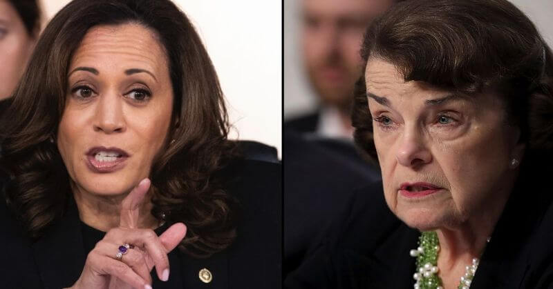 Trump Just Hit Feinstein and Harris With Payback; And They're ANGRY