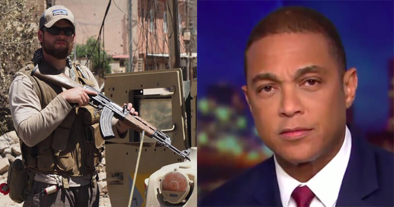 Don Lemon Open Letter.Navy Seal Torches Don Lemon Demands He Be Fired Masscentral