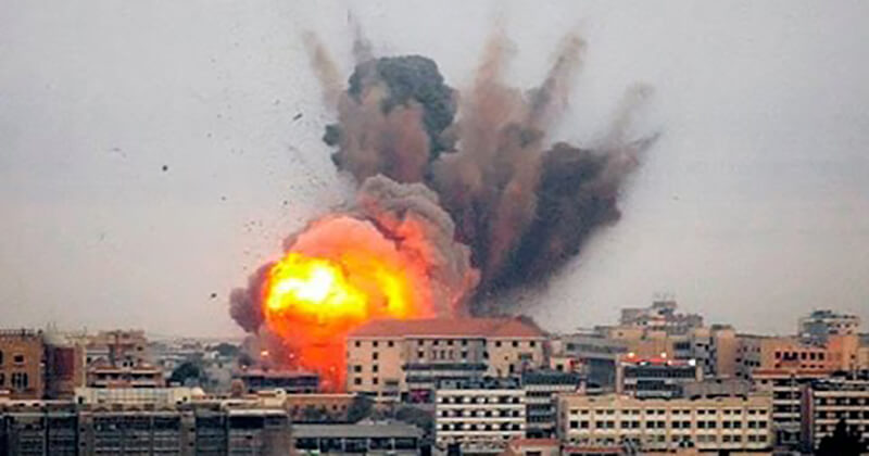 BREAKING, Rockets Explode Near US Embassy As Tensions With Iran Grow - News Mail 24