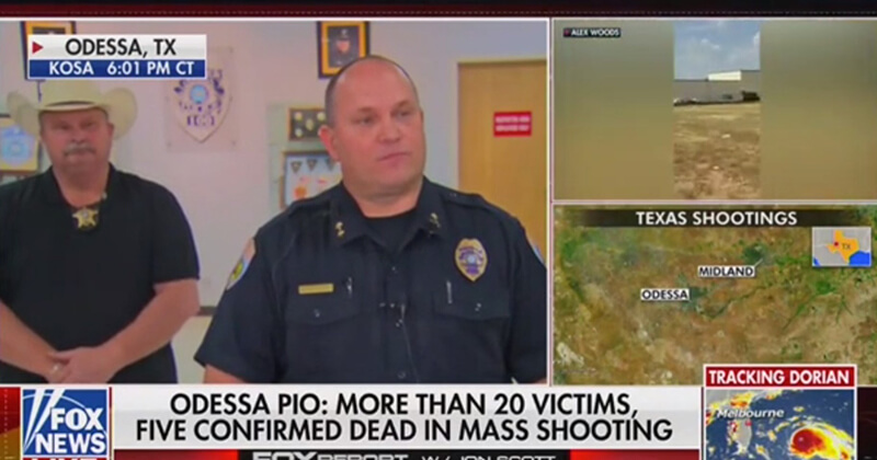 Five Dead, More Injured In West Texas Shooting, Started From