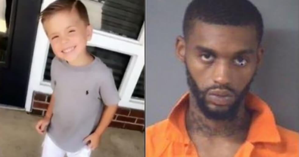 National Media Silent After Black Man Executes 5-Year-Old White Boy In Front Of His House