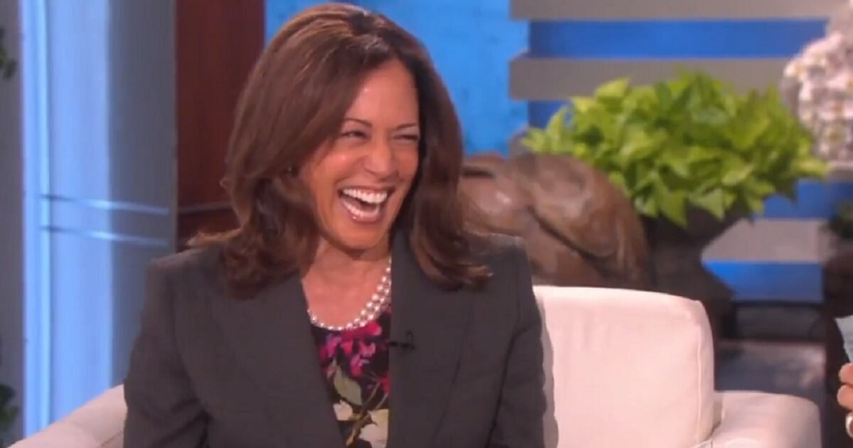 Why is Kamala Harris so desperate to avoid all press