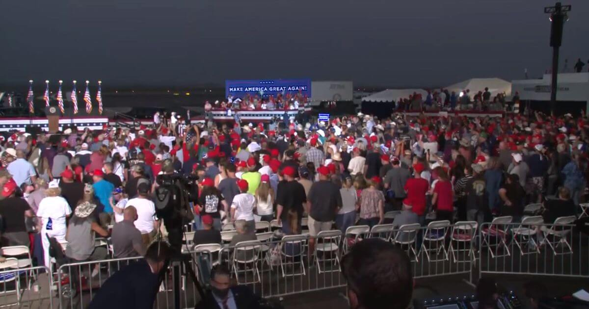 Dem Governor Fines County For Allowing Trump Rally, County Residents Strike Back, Pay Fine Via GoFundMe