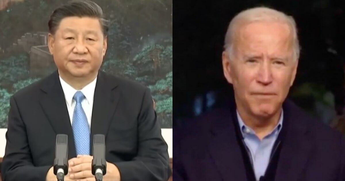 For the Second Time in Two Days China Tests Biden, Sends More Planes Including Fighters into Taiwan's Airspace