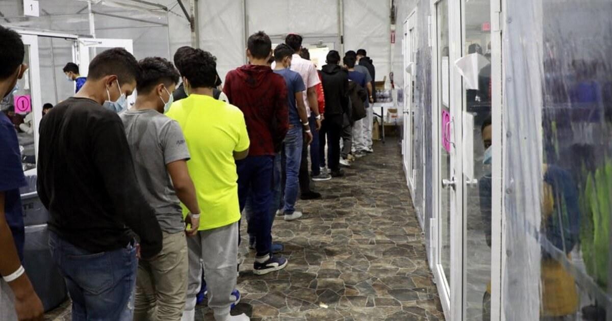 Biden Admin Holding Nearly 25,000 Unaccompanied Immigrant Children Held in Custody, an All-Time High